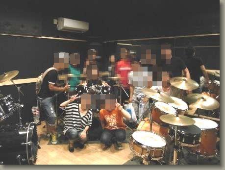 音楽天国・静岡駿河店のドラム天国