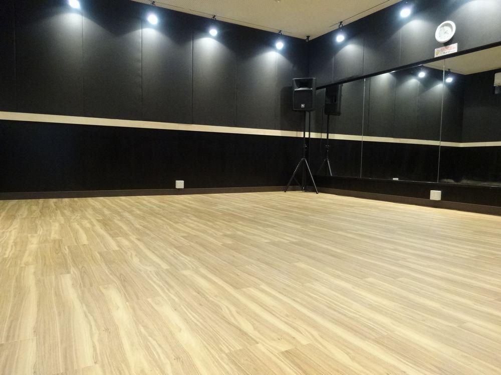 音楽天国・浜松市野店のダンススタジオ5st