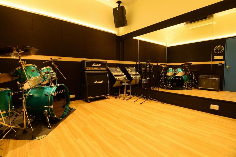 音楽天国・名古屋ささしまライブ店の5studio