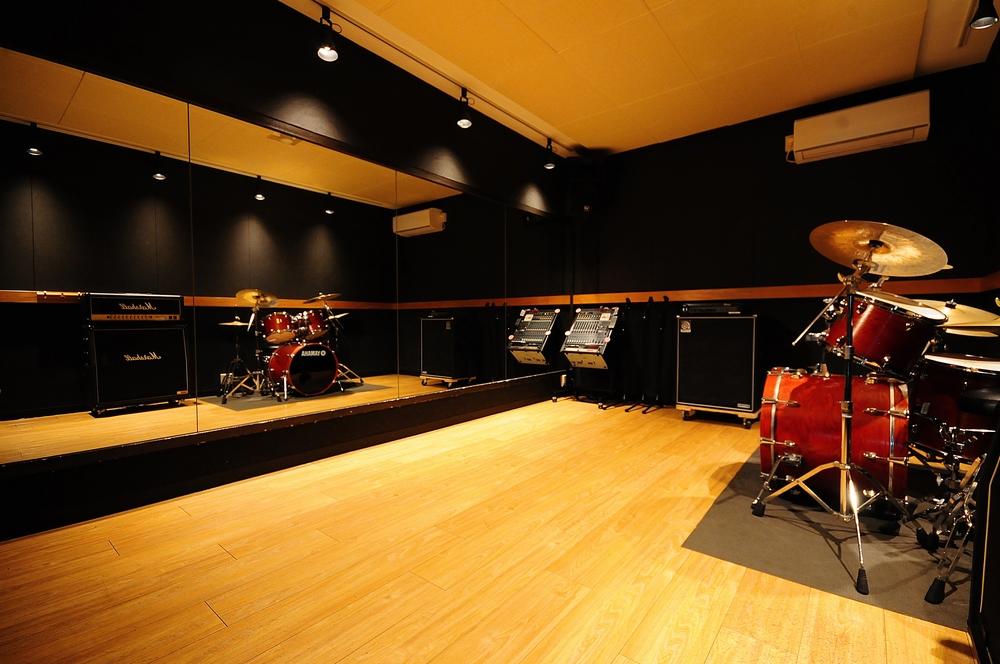 音楽天国・藤枝店の5studio