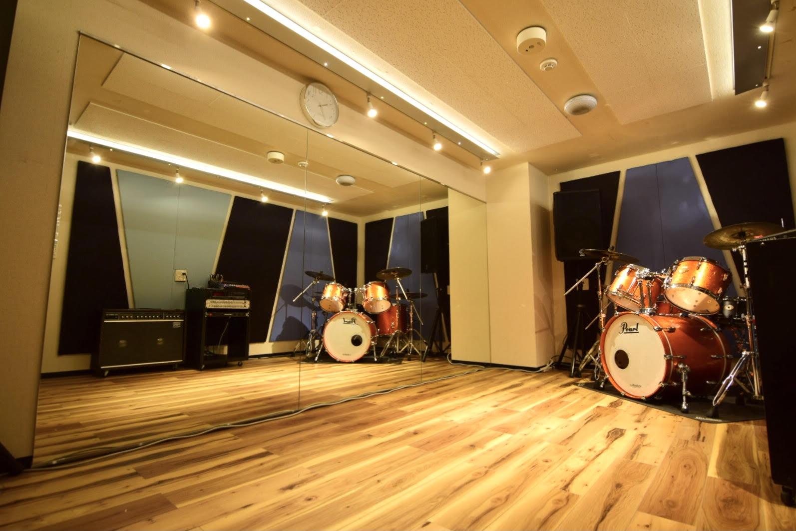音楽天国・京都河原町店のstudio 8